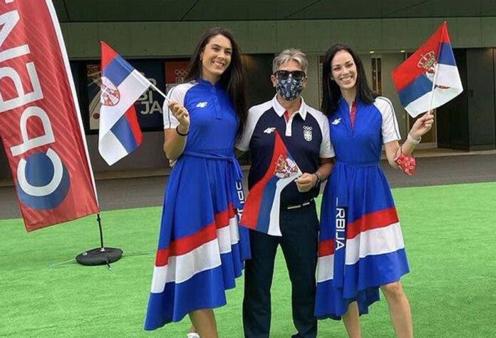 Serbia pagará 70.000 euros a sus deportistas que logren un oro en Tokio