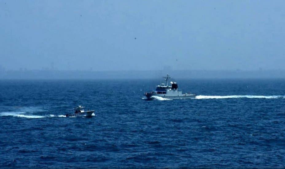 Continúa búsqueda de embarcación habría zozobrado en la costa marítima entre SPM y La Romana