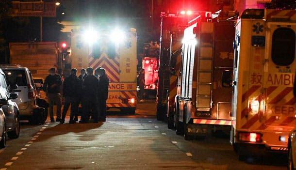 Al menos 14 muertos y 26 heridos en un incendio en un almacén en China