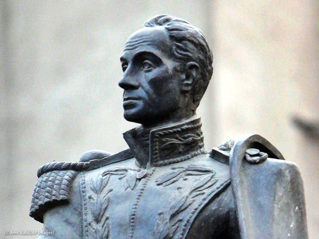 Oposición venezolana recuerda a Simón Bolívar a 238 años de su nacimiento