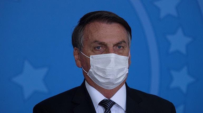 Jair Bolsonaro da negativo en covid-19 tras volver de Naciones Unidas