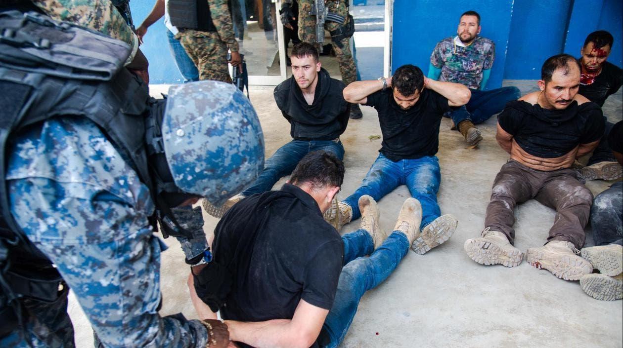 Exsoldados colombianos en Haití acusan a la Policía de tortura