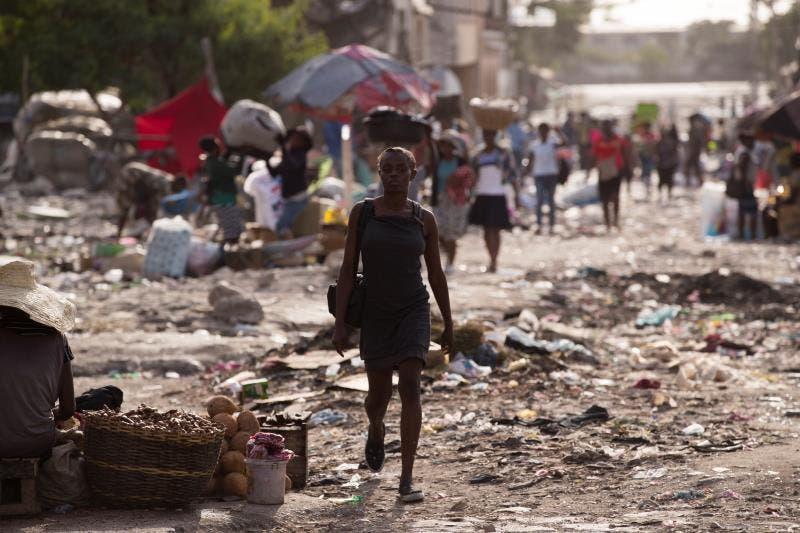 El magnicidio invisibiliza a los desplazados por la violencia en Haití