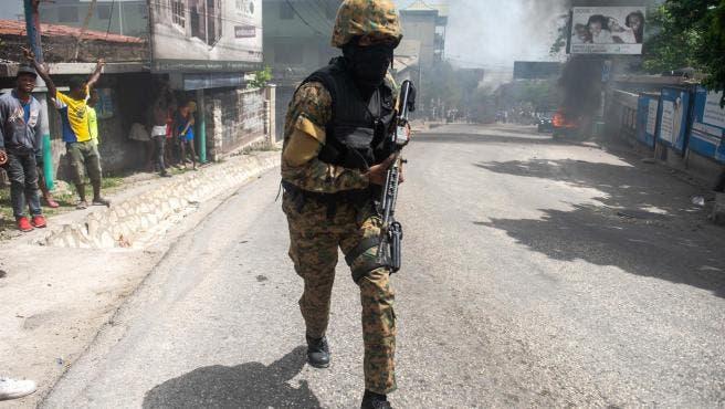 No hay condiciones para celebrar elecciones en Haití en dos meses, advierte politólogo