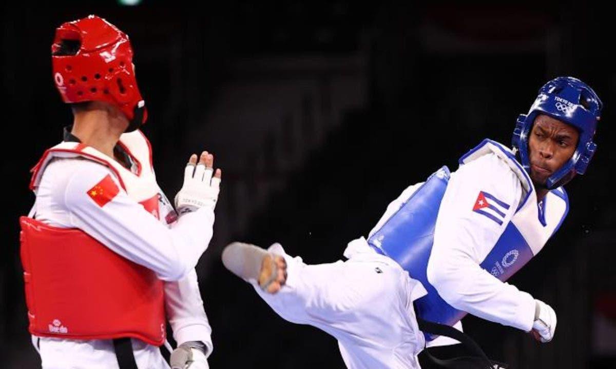 Tokio 2020   Taekwondista Rafael Alba Castillo gana primera medalla de Cuba, un bronce