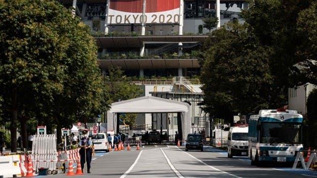 Detectan primer positivo al coronavirus en Villa Olímpica de Tokio 2020