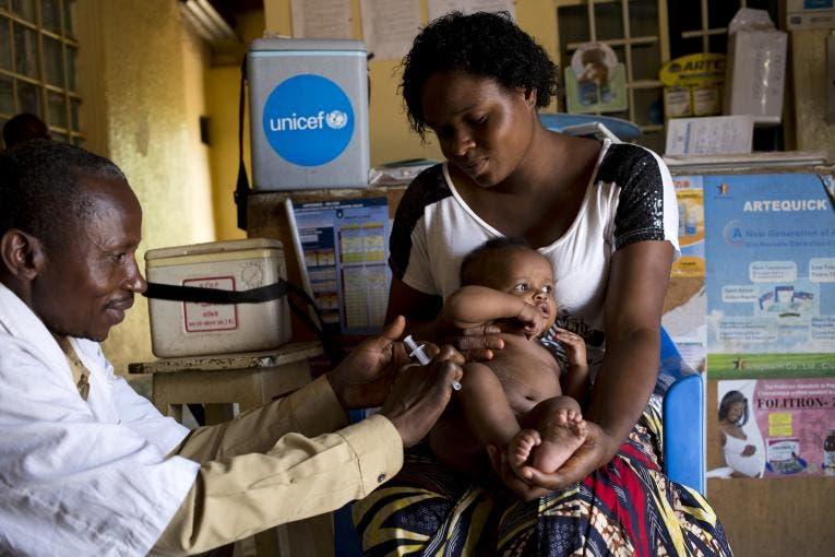 La pandemia del coronavirus causa retroceso en la vacunación infantil