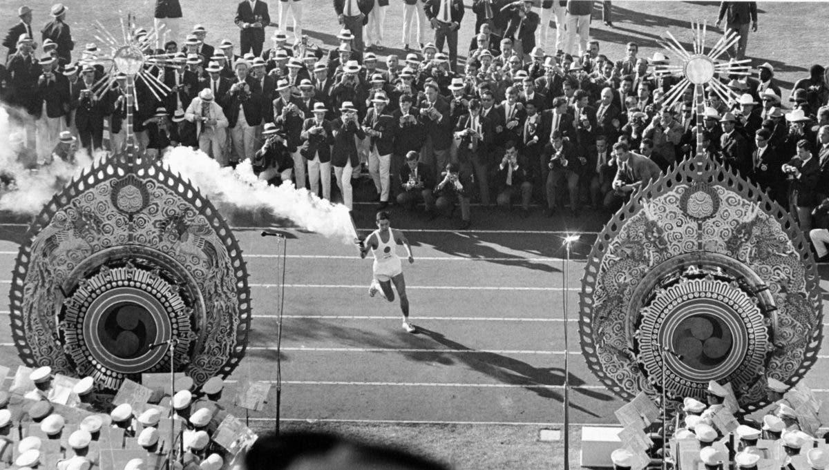 Igual que en 1964, Tokio enfrenta un gran desafío olímpico