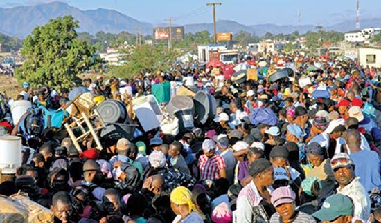 Empresarios ven situación Haití afectará comercio