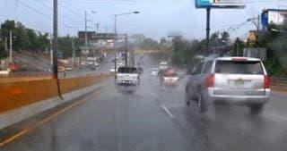 Siguen  lluvias;  hay 9 provincia alerta