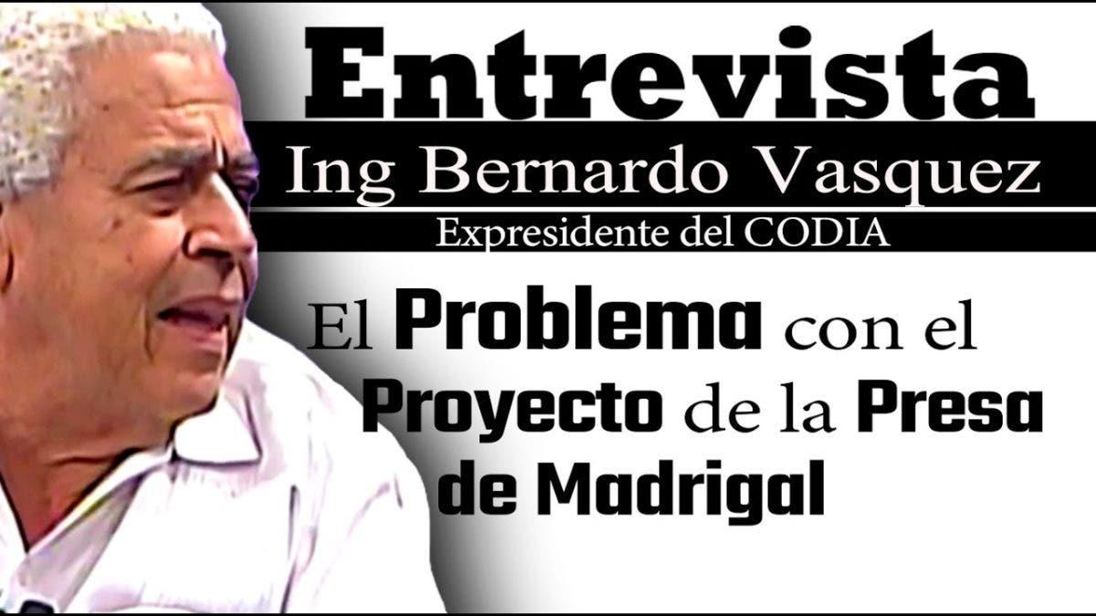 Entrevista a Bernardo Vásquez en el programa Telematutino 11