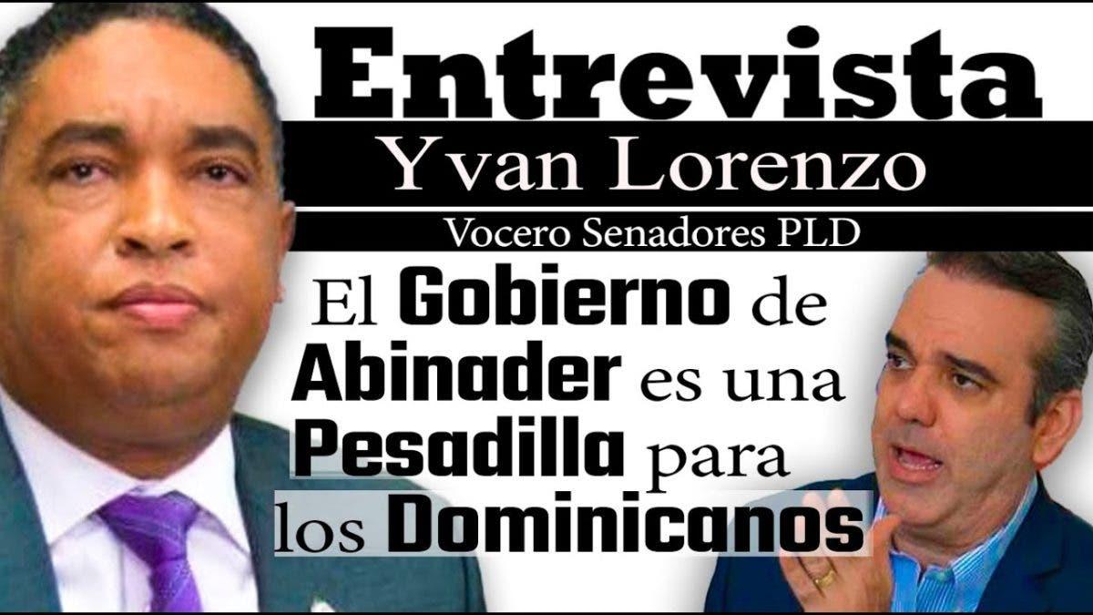 Entrevista a Yván Lorenzo en el programa Telematutino 11