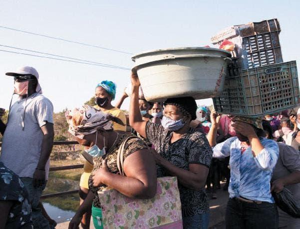 Piden a Estados Unidos involucrarse en Haití por situación política y social de ese país