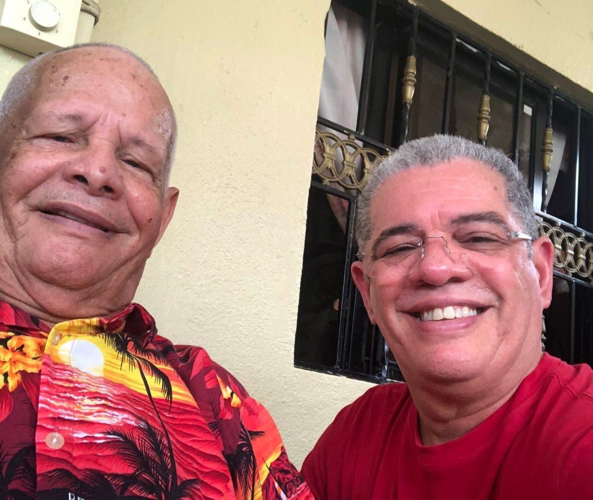 Fallece el señor Adalberto, padre de Carlos Amarante Baret