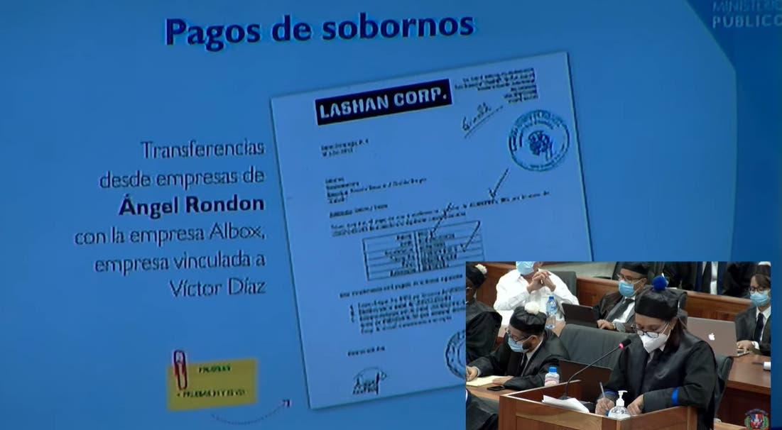 MP dice Ángel Rondón no tiene pruebas de  trabajo lícito como asesor de Odebrecht