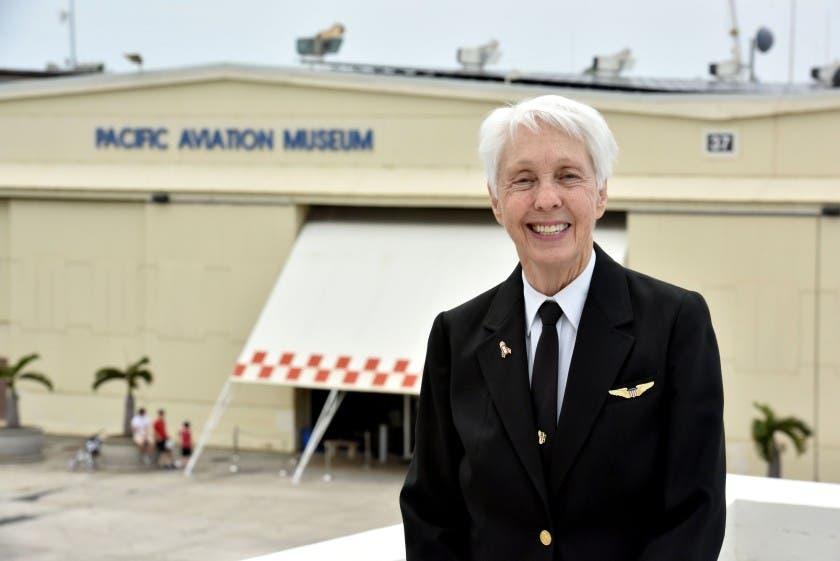 La piloto de 82 años Wally Funk viajará con Jeff Bezos al espacio