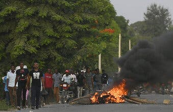 Estados Unidos «Muy preocupado» por situación en Haití
