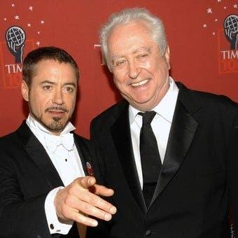 Fallece Robert Downey padre a los 85 años