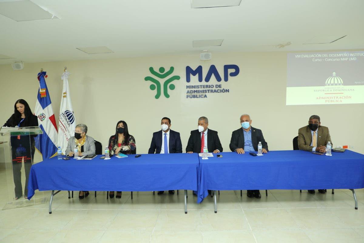 MAP, Liga Municipal y FEDOMU convocan a Curso-Concurso para puestos de trabajo