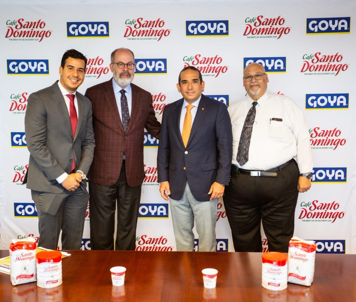 Firman acuerdo para la distribución de Café Santo Domingo en Estados Unidos