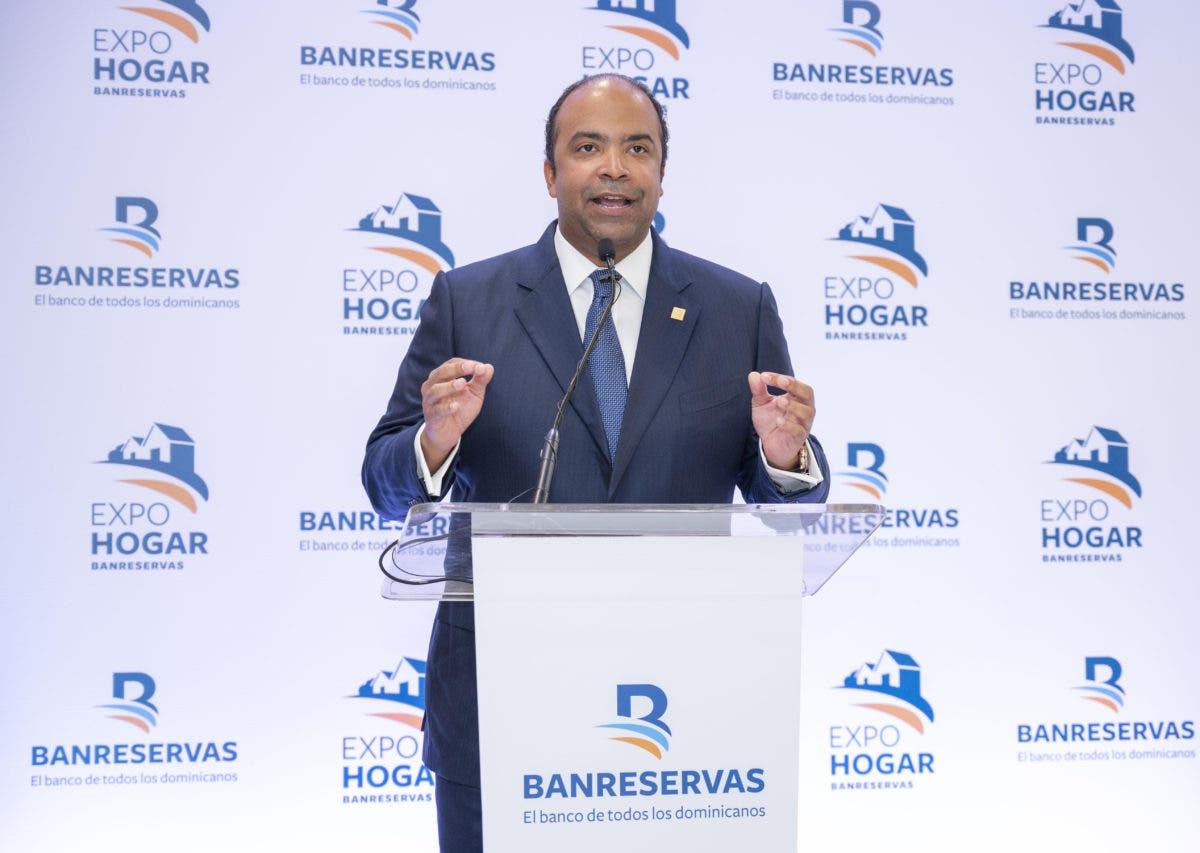 Banreservas inaugura Expohogar con tasas desde 5.8%