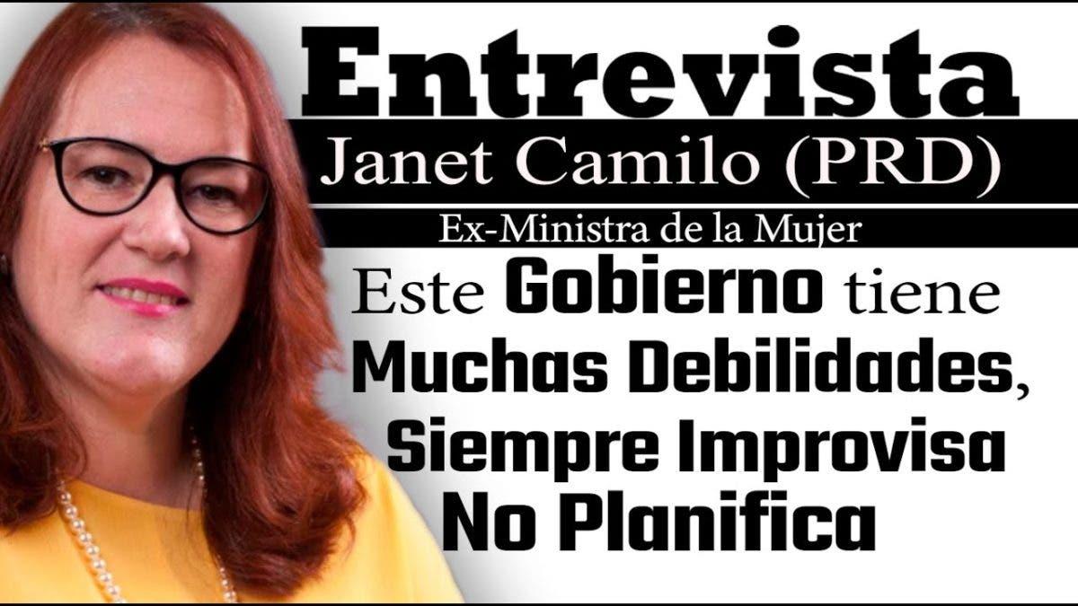 Entrevista a Janet Camilo en el programa Telematutino 11