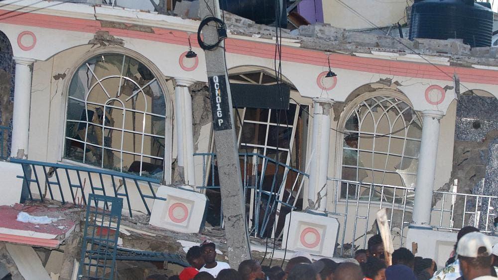 Sismo de magnitud 7,2 se suma a la miseria en Haití