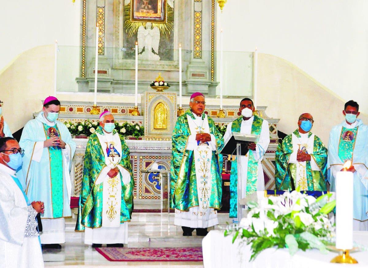Católicos inician la celebración del Año Jubilar Altagraciano