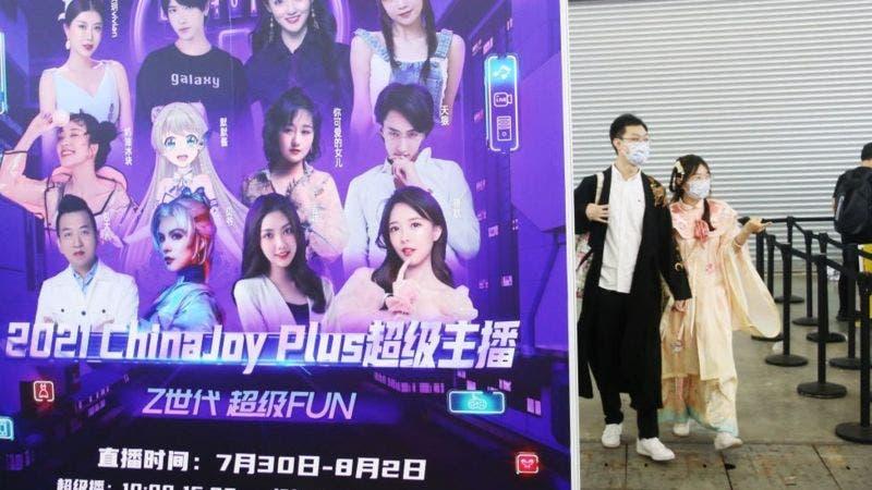 La cruzada de China para limitar la popularidad en las redes sociales de los «influencers» y celebridades