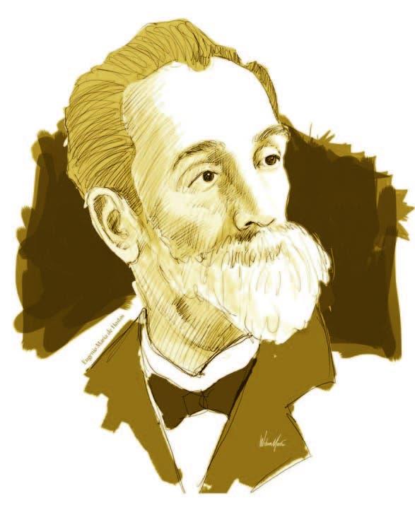 Tributo a Eugenio María de Hostos