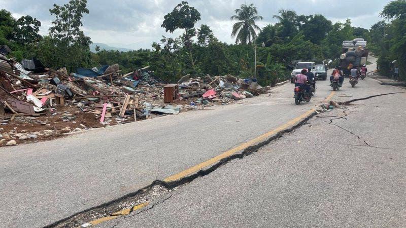 Terremoto en Haití: los pueblos olvidados a los que la ayuda humanitaria no llega