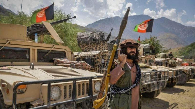 ¿Cómo es el único territorio que los talibanes no han conquistado en Afganistán?