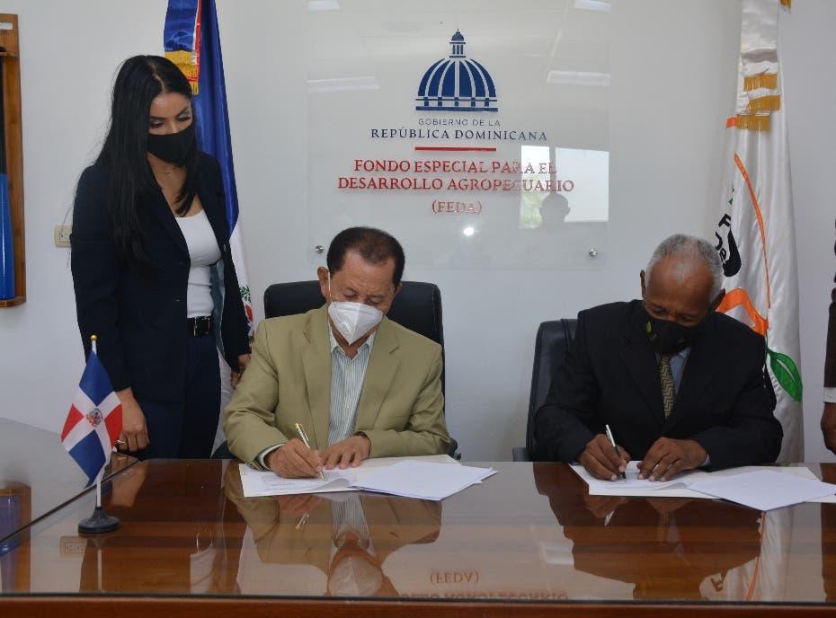 Feda e Idiaf firman convenio impulsar producción peces