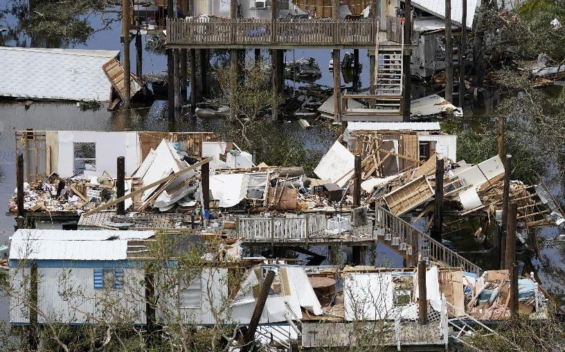 Miles de familias sin agua, ni luz por la tormenta Ida
