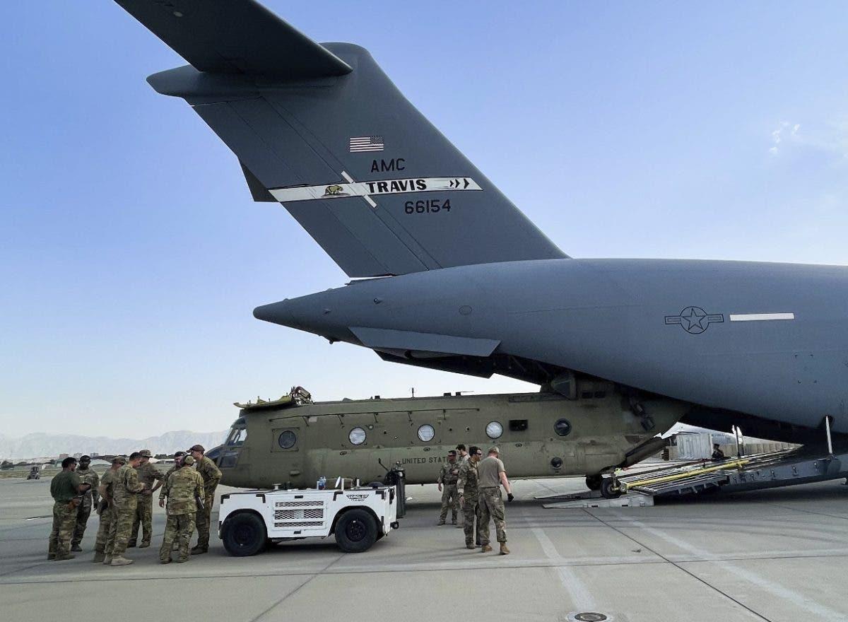 EEUU retira sus últimos soldados de Afganistán