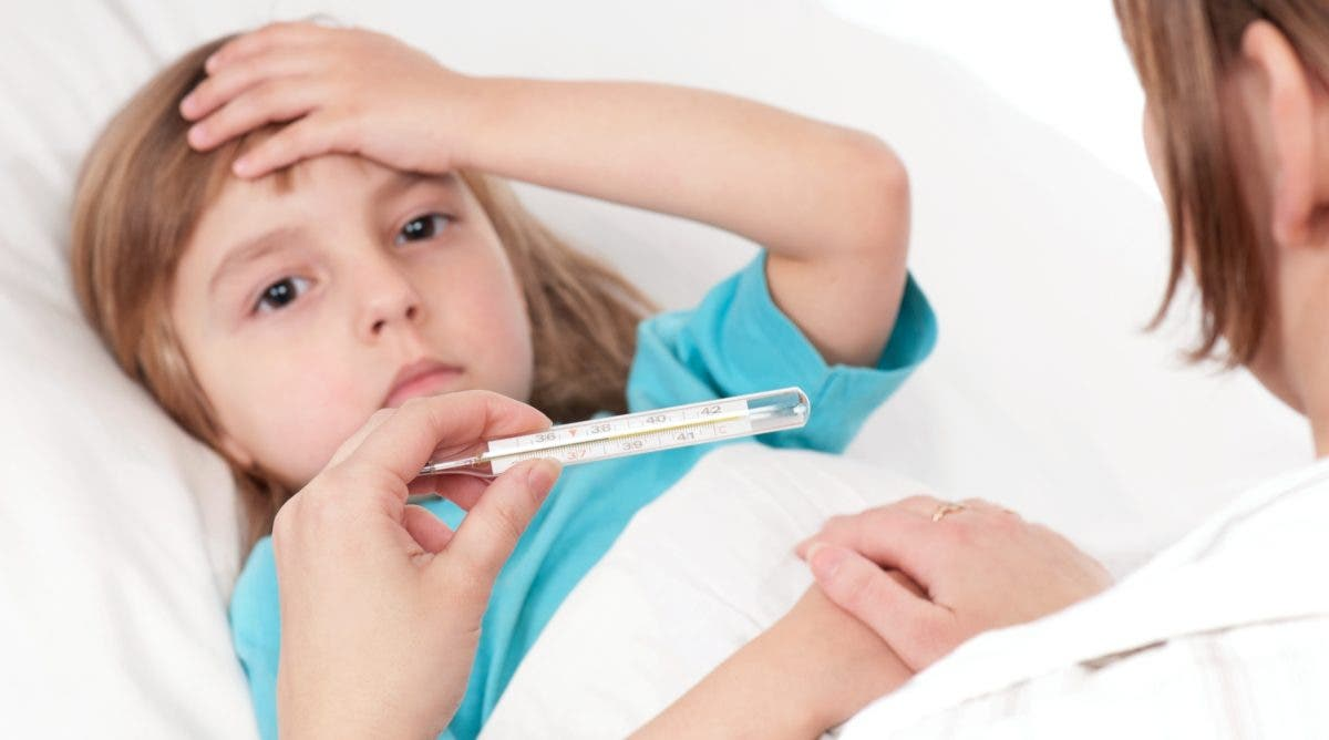 Virus, ciertas vacunas y genética … razones de una convulsión febril