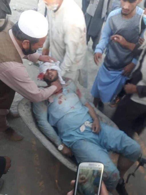 Al menos 6 muertos y 30 heridos en el atentado junto al aeropuerto de Kabul