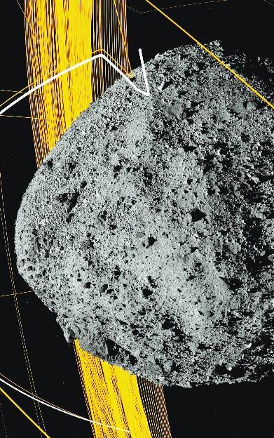 Un gran asteroide chocaría Tierra 2135