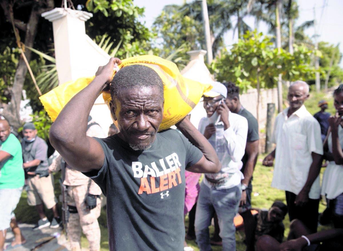 ONU pide US$ 187.3 millones para la población haitiana