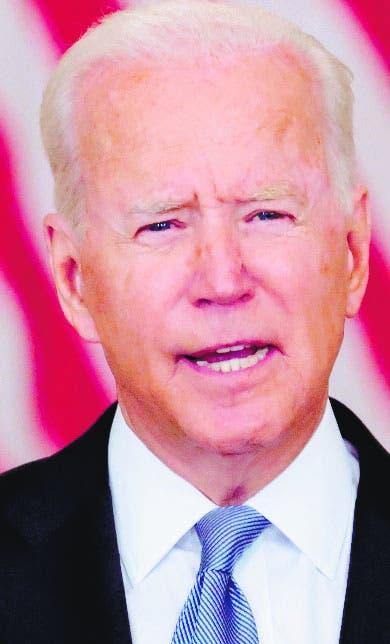 Biden defiende su retiro de Afganistán