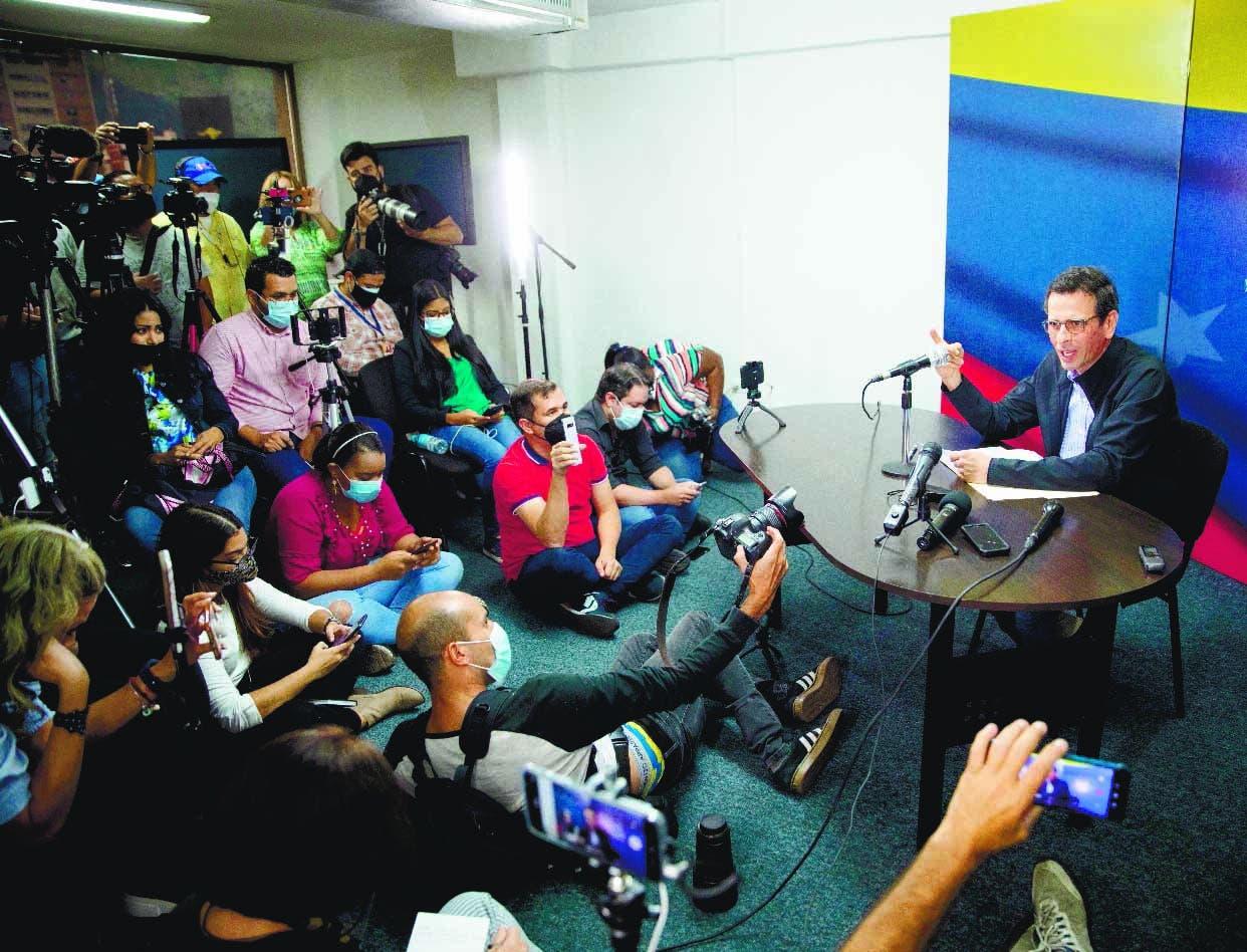 Sectores Venezuela en fase final para ir diálogo México