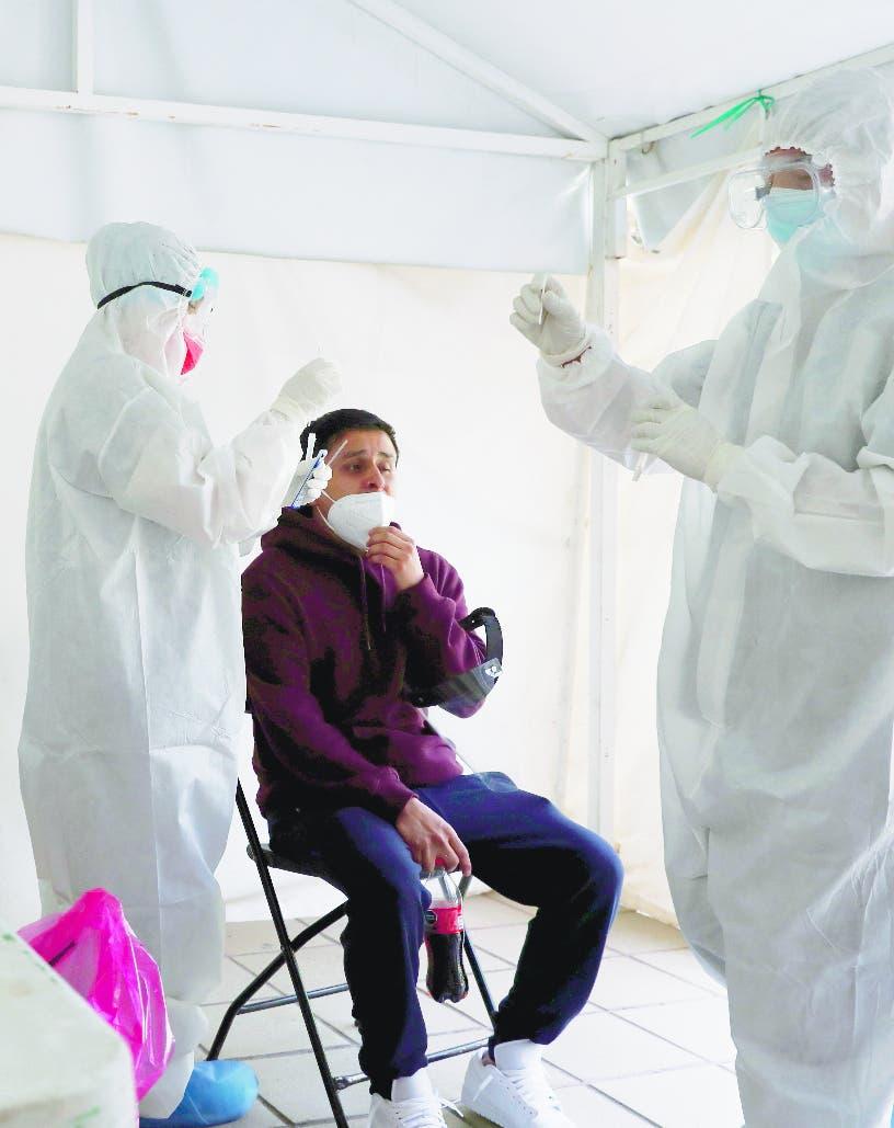 País registró 240 contagios y una defunción por covid-19