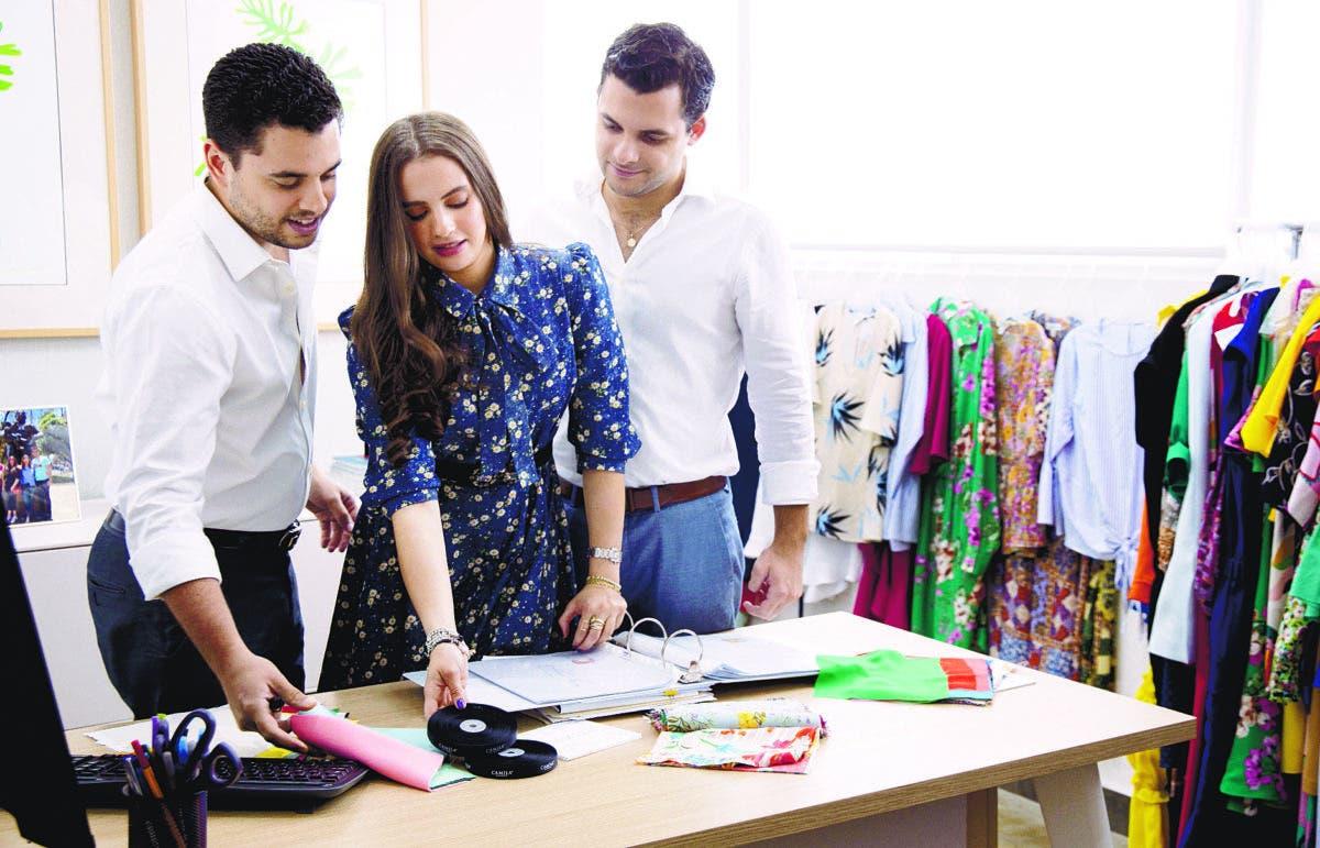 La segunda generación está lista para asumir el  relevo de la firma de moda Camila Casual