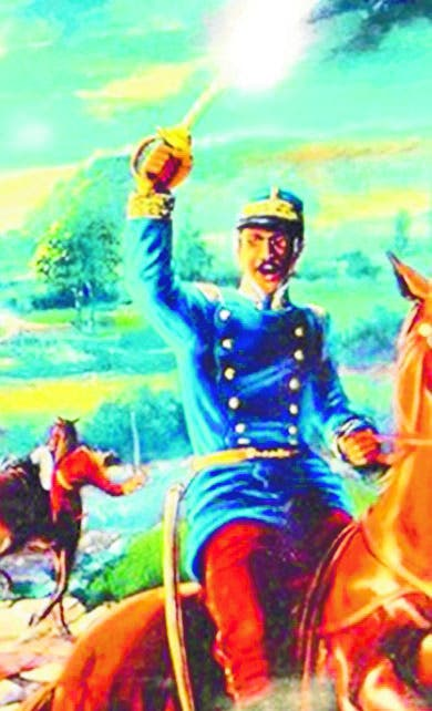 158 aniversario los gobiernos durante la Guerra de la Restauración