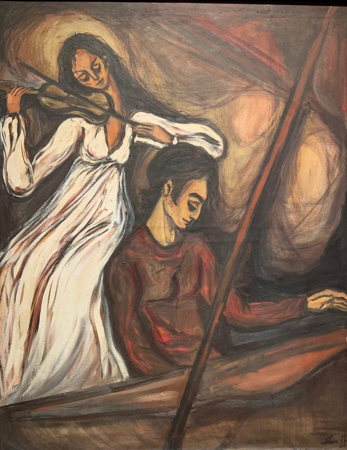"""Exposición""""Alma adentro"""": Elsa Núñez, una obra para la emoción"""