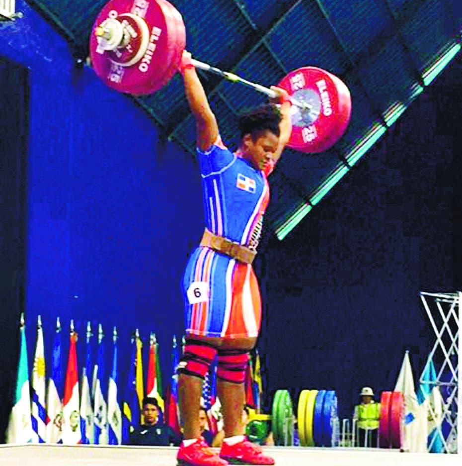 Crismery Santana con chance de medalla para RD