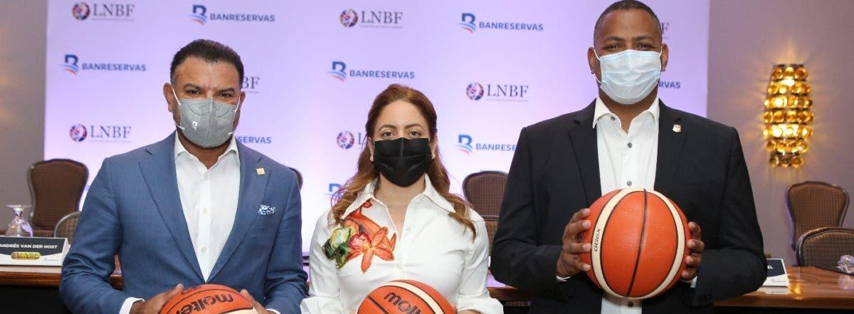 Todo listo para Liga Nacional del baloncesto femenino