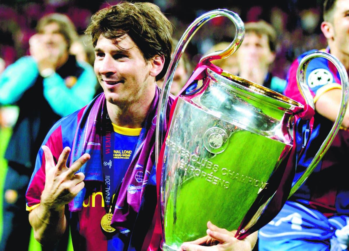 """""""Gracias Leo"""": Barcelona despide al gran Messi con emotivo video"""