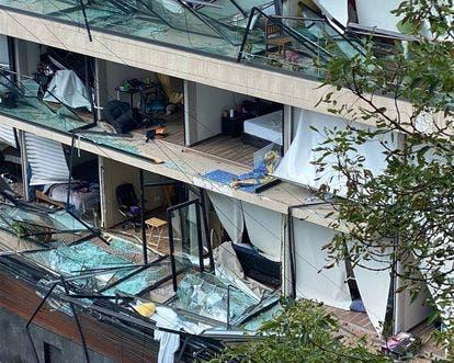 Explosión en edificio deja 22 heridos en Ciudad de México