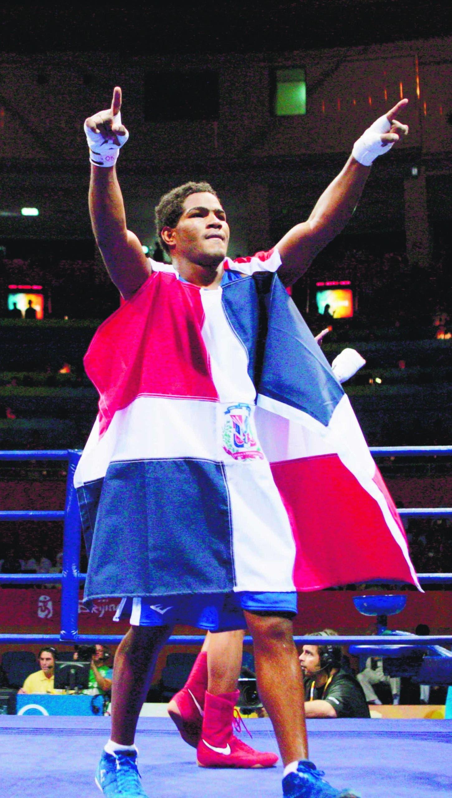 Las diez grandes estrellas del boxeo olímpico dominicano